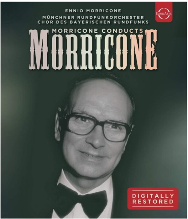 Morricone conducts Morricone (Blu-ray)