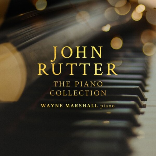 Rutter - The Piano Collection