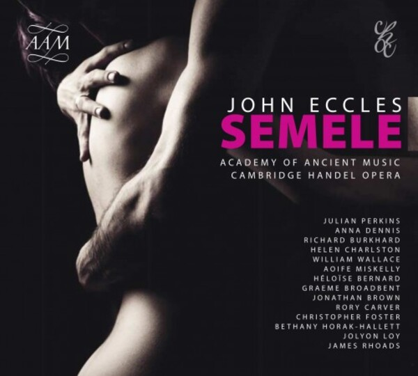J Eccles - Semele | AAM Records AAM012