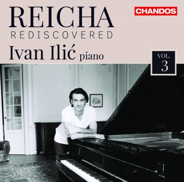 Reicha Rediscovered Vol.3 | Chandos CHAN20194