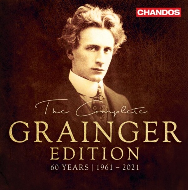 The Complete Grainger Edition: 60 Years (1961-2021)