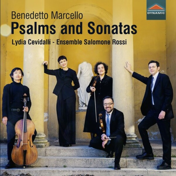 B Marcello - Psalms and Sonatas