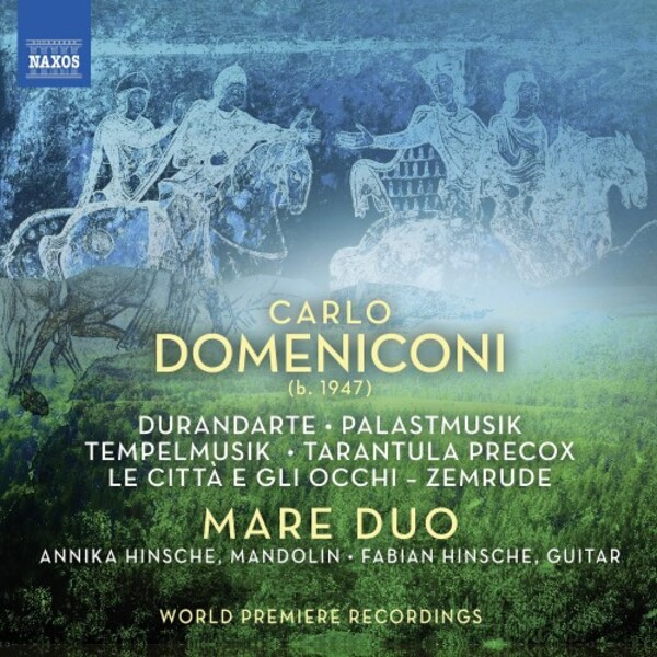 Domeniconi - Works for Mandolin and Guitar