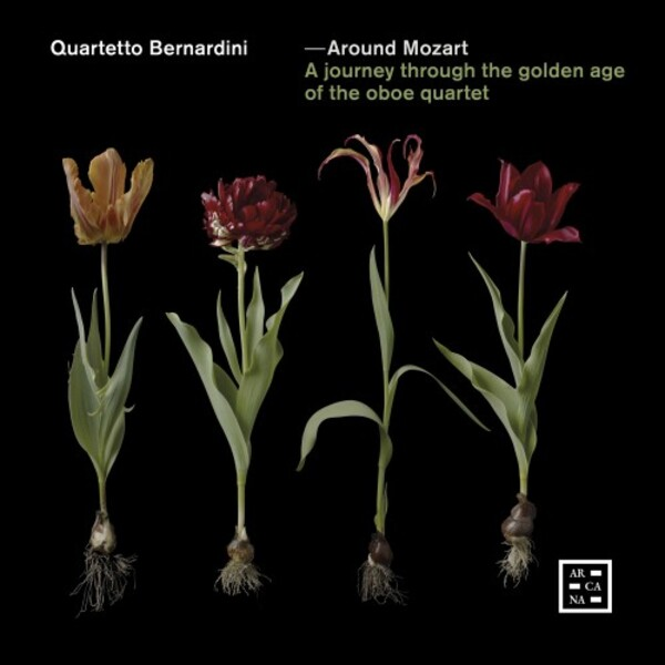 Around Mozart: A Journey through the Golden Age of the Oboe Quartet