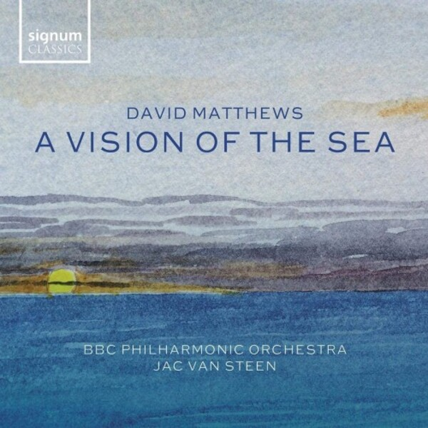 D Matthews - A Vision of the Sea