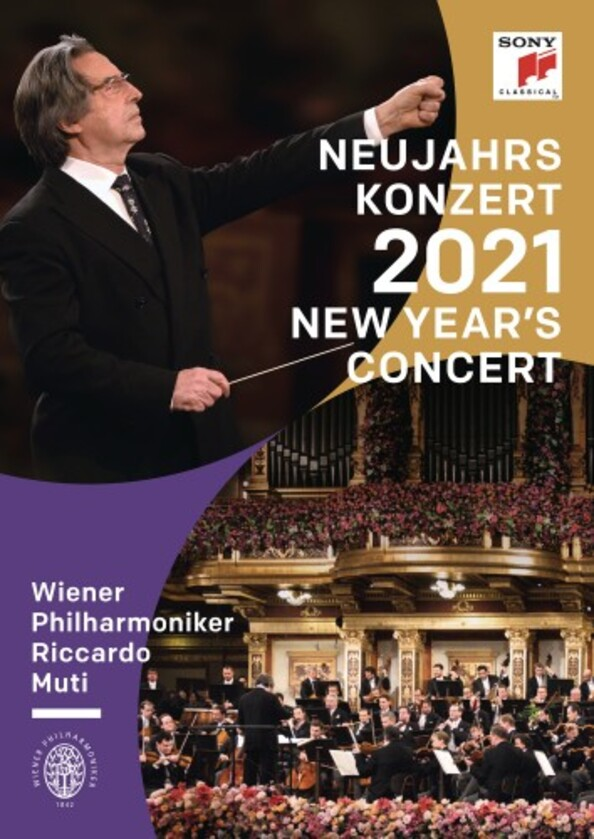New Year�s Concert 2021 (DVD)