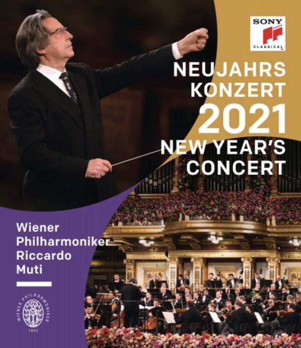 New Year�s Concert 2021 (Blu-ray)