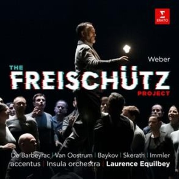 Weber - The Freischutz Project (CD + DVD)
