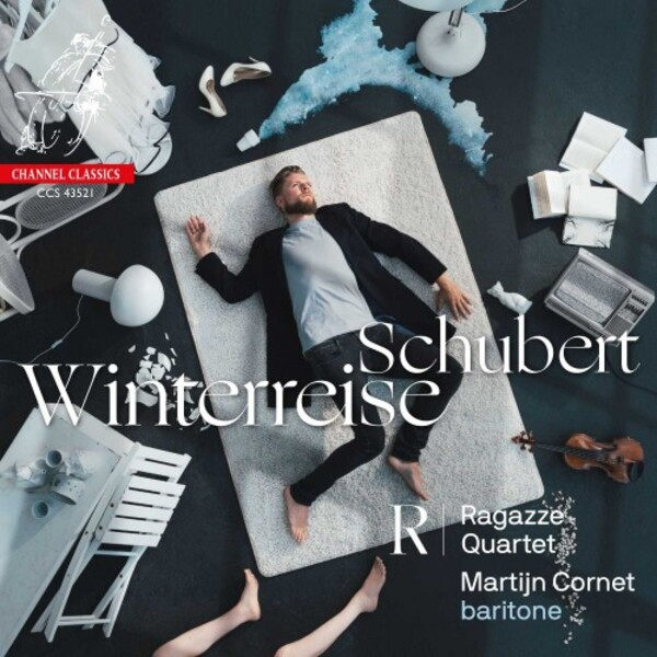 Schubert - Winterreise (arr. Wim ten Have)
