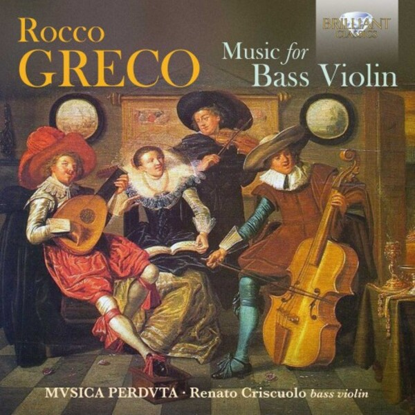 Greco - Music for Bass Violin