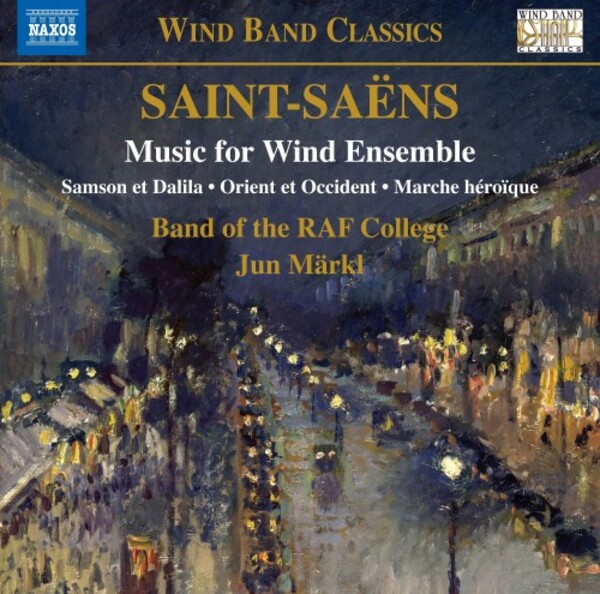 Saint-Saens - Music for Wind Ensemble