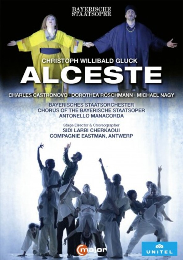 Gluck - Alceste (DVD) | C Major Entertainment 756708