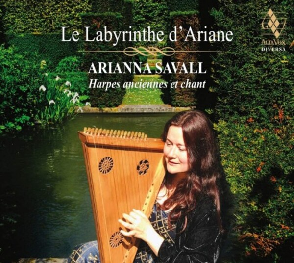 Le Labyrinthe d�Ariane: Music for Voice & Harp
