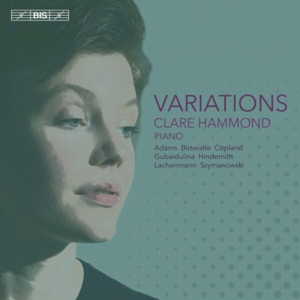 Clare Hammond: Variations