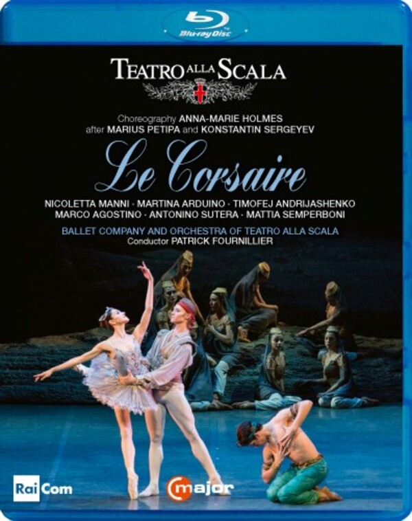 Adam - Le Corsaire (Blu-ray) | C Major Entertainment 756304