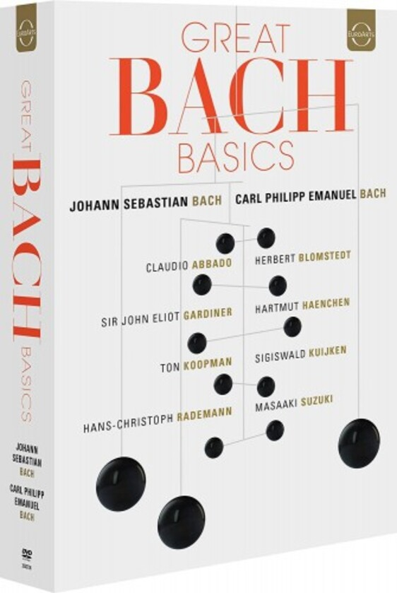 Great Bach Basics (DVD)