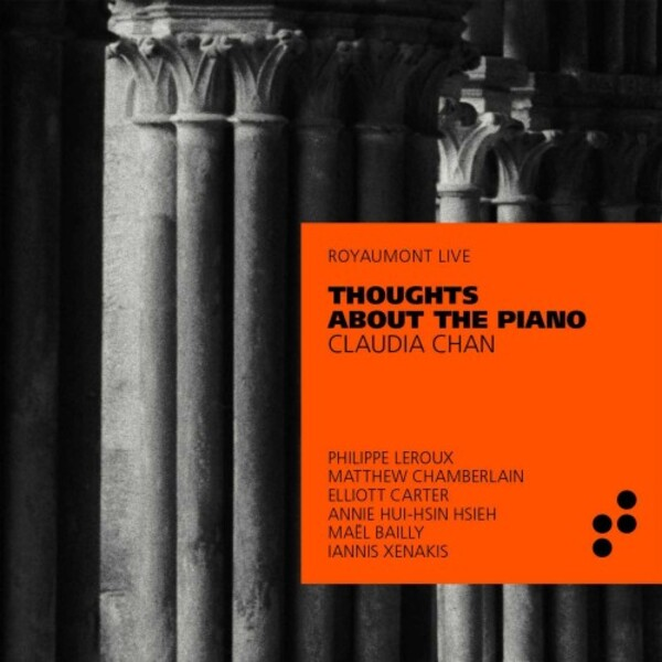 Claudia Chan: Thoughts About the Piano