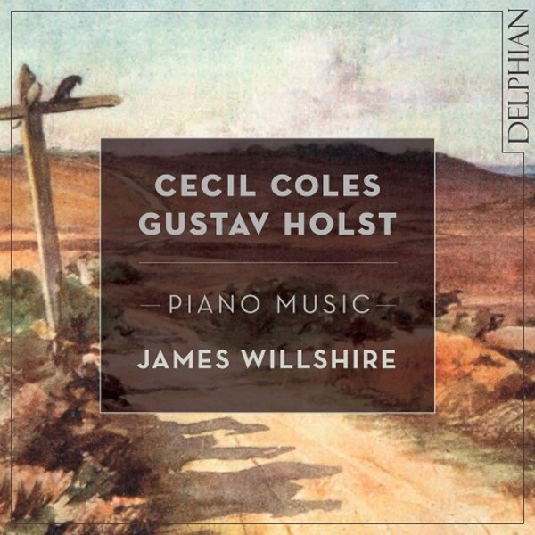 Coles & Holst - Piano Music