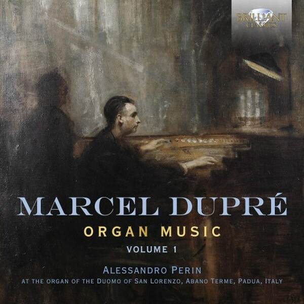 Dupre - Organ Music Vol.1
