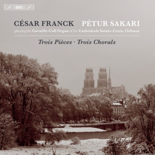 Franck - Chorales & Pieces �pour grand orgue�
