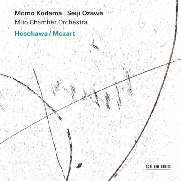 Hosokawa - Lotus under the Moonlight; Mozart - Piano Concerto no.23