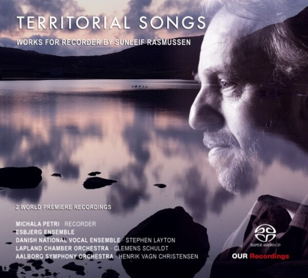 S Rasmussen - Territorial Songs: Works for Recorder