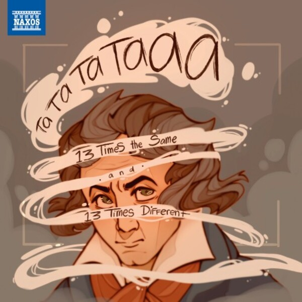 Beethoven - Ta Ta Ta Taaa: 13 Times the Same and 13 Times Different
