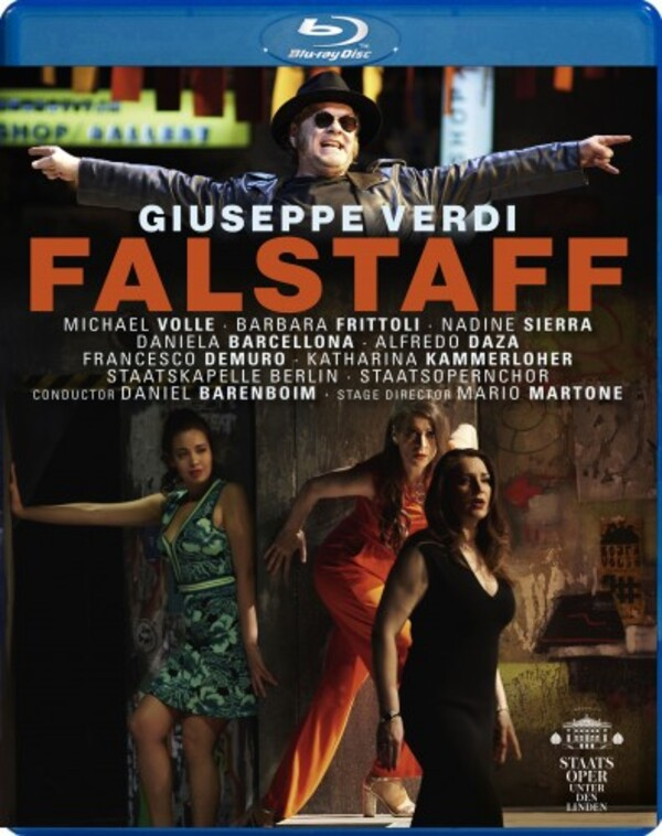 Verdi - Falstaff (Blu-ray)