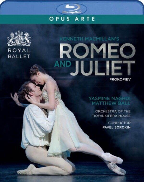 Prokofiev - Romeo and Juliet (Blu-ray) | Opus Arte OABD7273D