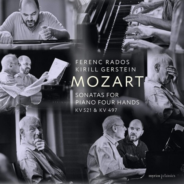 Mozart - Sonatas for Piano Four Hands