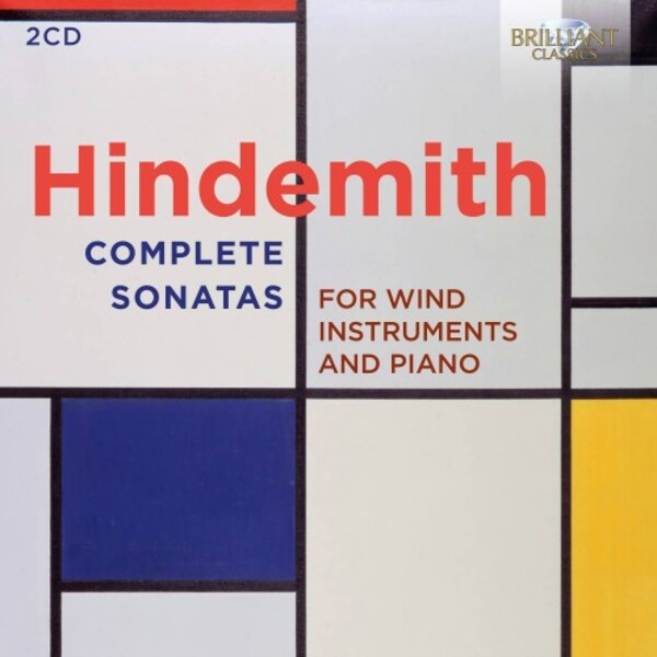 Hindemith - Complete Sonatas for Wind Instruments and Piano