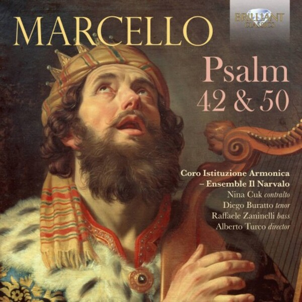 B Marcello - Psalms 42 & 50