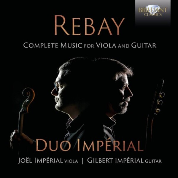 Rebay - Complete Music for Viola and Guitar