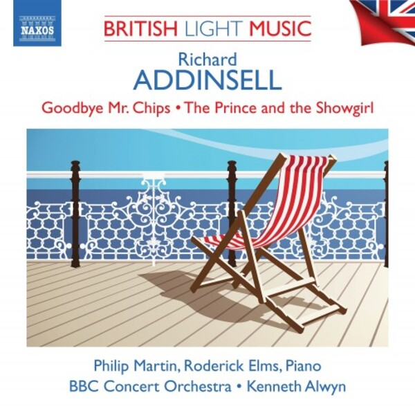 British Light Music Vol.1: Addinsell - Goodbye Mr. Chips, The Prince and the Showgirl, etc.