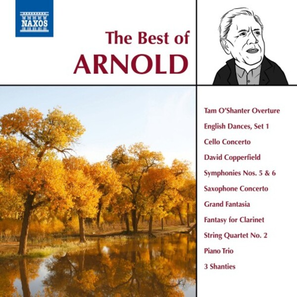 Malcolm Arnold - The Best of Arnold