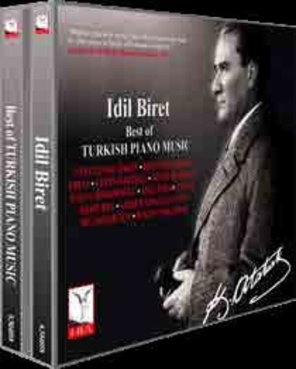 Idil Biret: Best of Turkish Piano Music