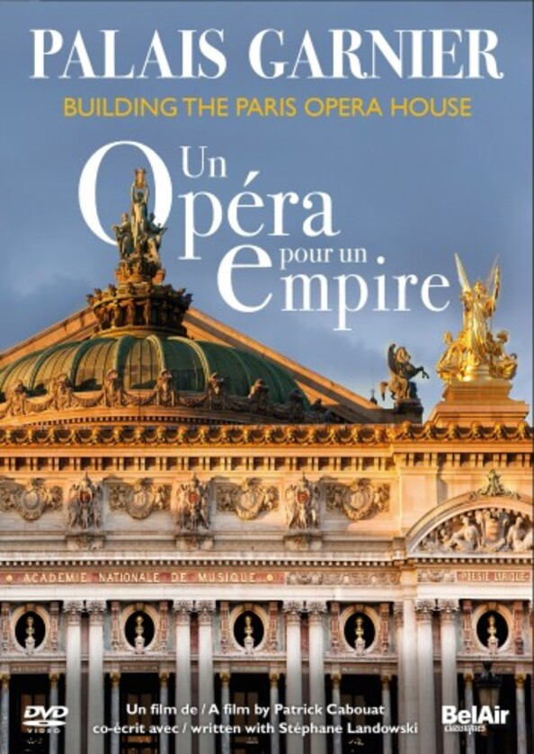 Palais Garnier: Building the Paris Opera House (DVD)