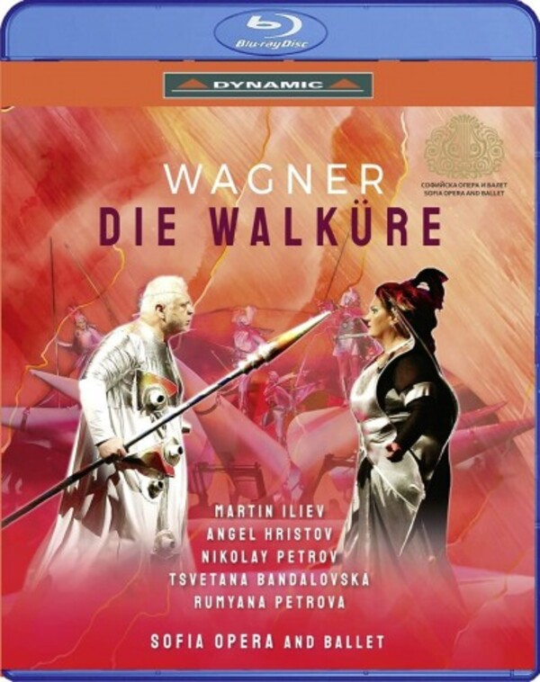 Wagner - Die Walkure (Blu-ray)