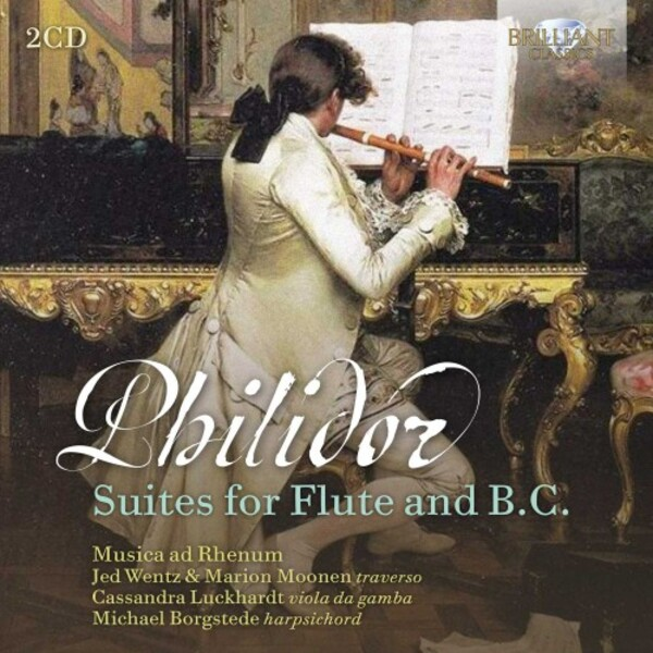 Philidor - Suites for Flute & Continuo