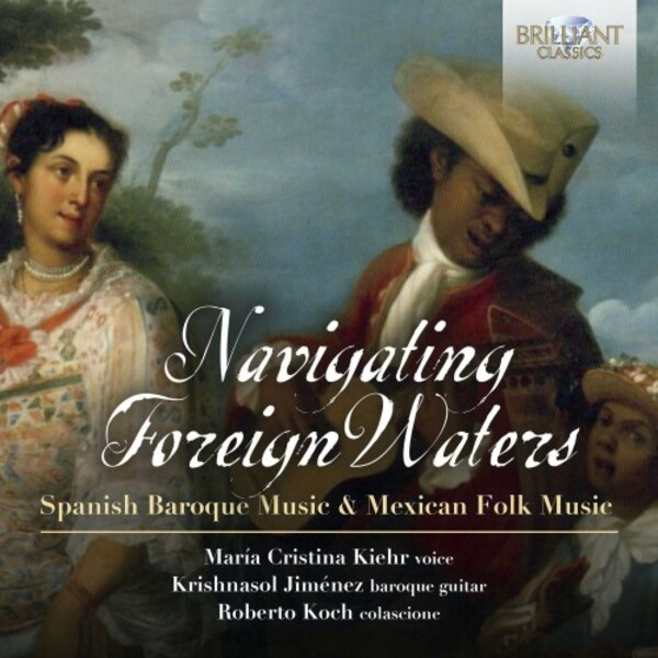 Navigating Foreign Waters: Spanish Baroque Music & Mexican Folk Music
