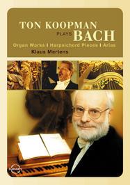 Koopman Plays Bach | Euroarts 2050349