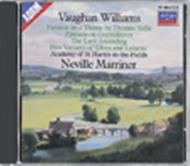 Vaughan Williams: Tallis Fantasia; Fantasia on Greensleeves; The Lark Ascending etc. | Decca 4145952