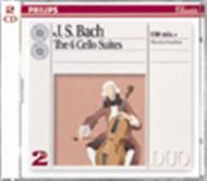 Bach, J.S.: The 6 Cello Suites | Philips E4422932