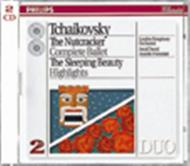 Tchaikovsky: The Nutcracker; The Sleeping Beauty - highlights | Philips - Duo 4425622