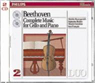 Beethoven: Complete Music for Cello and Piano | Philips - Duo 4425652