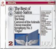 The Best of Saint-Saëns | Philips - Duo 4426082