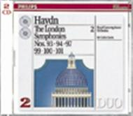 Haydn: The London Symphonies - Nos. 93, 94, 97 & 99 - 101 | Philips - Duo 4426142