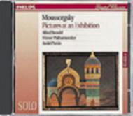 Mussorgsky: Pictures at an Exhibition (Piano & Orchestral versions) | Philips E4426502