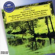 "Schubert: Piano Quintet ""The Trout""; String Quartet ""Death and the Maiden"" 