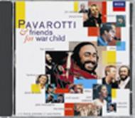 Pavarotti & Friends for War Child | Decca 4529002